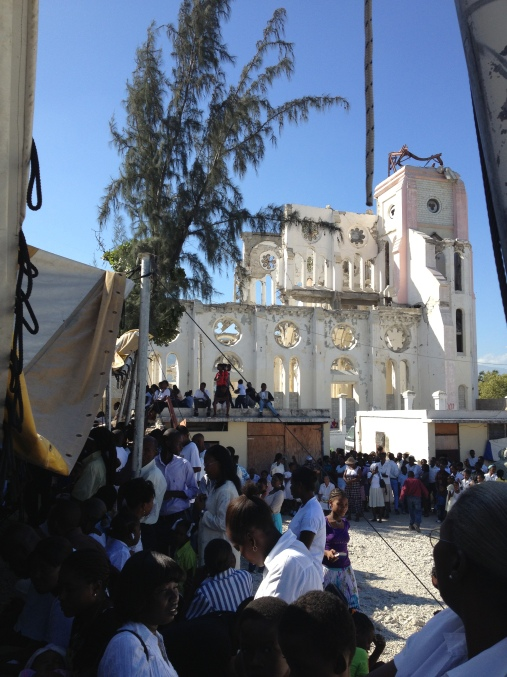 port au prince cathedral 2