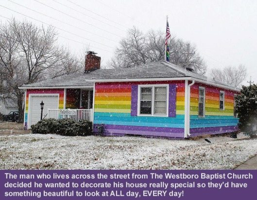 westboro baptist church house