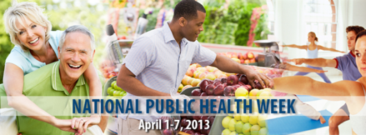 NationalPublicHealthWeek2013