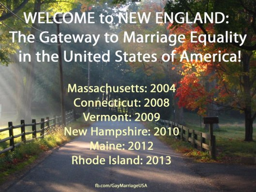 new england gateway marriage equality