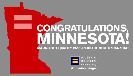 Minnesota Same Sex Marriage Equality