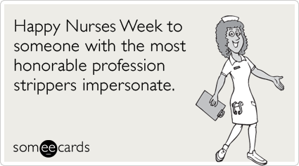 nurses strippers someecard